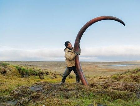 Photograph by Evgenia Arbugaeva (via National Geographic)