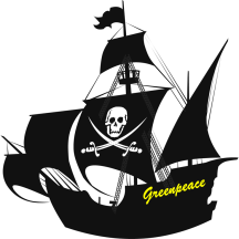 Pirates of Greenpeace