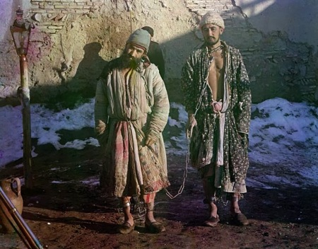 Prokudin-Gorsky 25 Hard labour at the Bakalskiy Mine