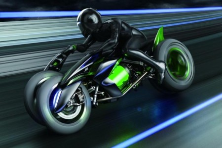 Android on a Kawasaki J