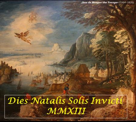 Sol Invictus 2013