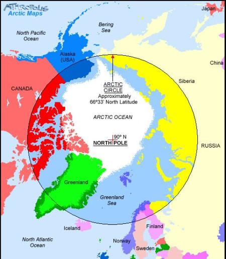 Arctic Circle  Image Athropolis.com