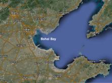 Bohai Bay China