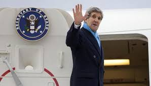 kerry to lead the charge on kiev