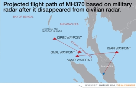 twists and turns mh370 (malaysian insider)