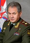 Gen. Sergei Shoigu - Minister of Defense