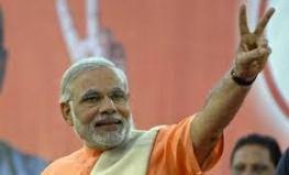 Narendra Modi - The next Indian Prime Minister (photo Forbes)