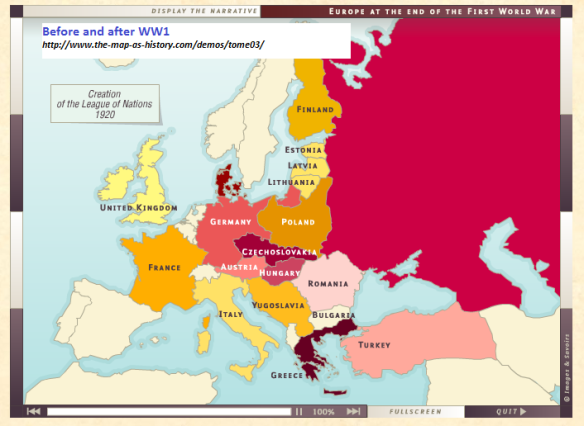 Map Of Germany Over The Years.Shifting Maps Of Europe Over 200 Years From 1815 2014 The K2p Blog
