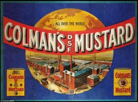 1905 - Colman's (Unilever)
