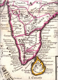 coromandel coast 1715 by moll
