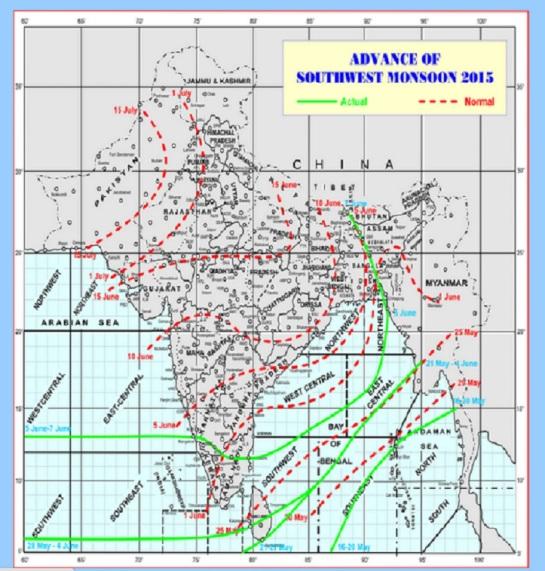 monsoon advance June 6th 2015