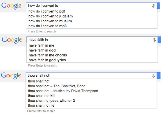 Oracular Google Believe In Yourself With Pdf As The New Religion