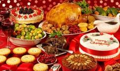 christmas dinner (guardian)