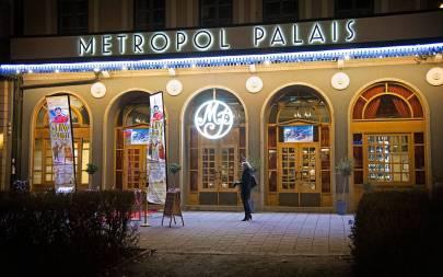 Kommunal union's hot spot - metropol palais image aftonbladet