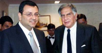 cyrus mistry (chairman) and ratan tata (former chairman) tata sons image - bisinesstoday