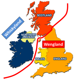 Wengland and Whiskyland after Brexit