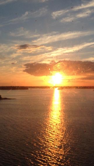 baltic sunset 2