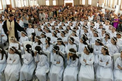 children - catholic Erbil image catholicnewsagency