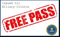 Clinton Free Pass