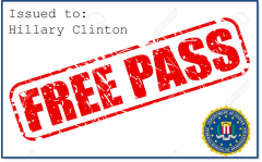 Clinton Free Pass