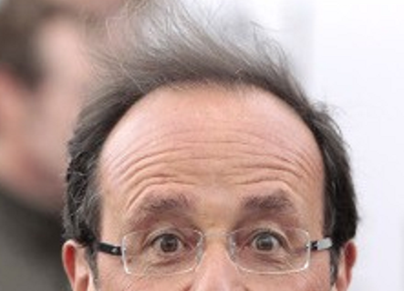 Hollande's €10,000 per month hair