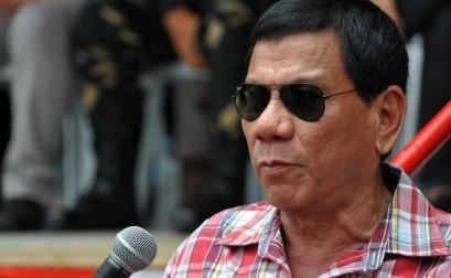 Rodrigo Duterte image AP