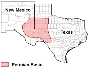 permian basin texas