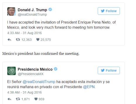 Trump Mexico