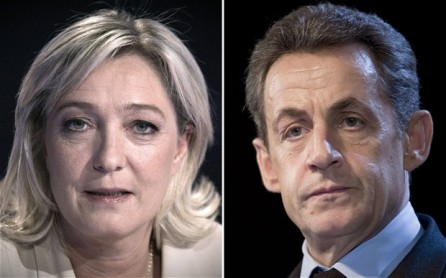 Le Pen versus Sarkozy? image The Telegraph