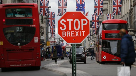 Stop Brexit - image Market Watch