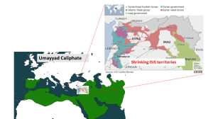 Shrinking Caliphate dreams