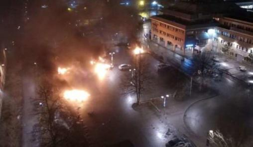 Rinkeby riots Feb 20th 2017